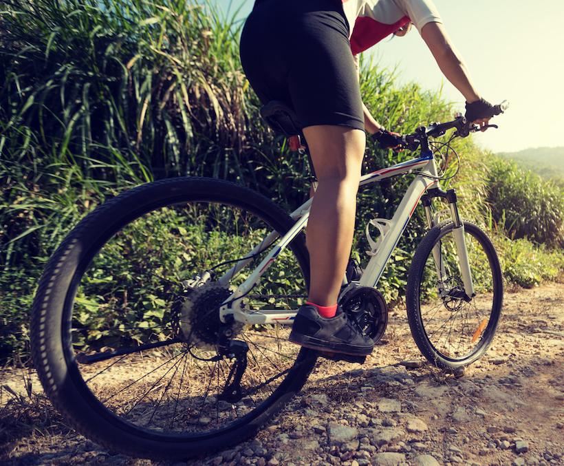 Cykla säkert med ditt barn